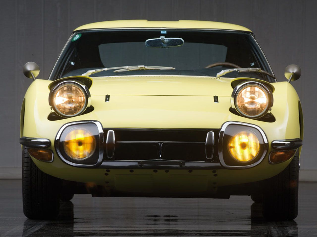 1967 Toyota 2000GT most expensive Asian car ever sold at