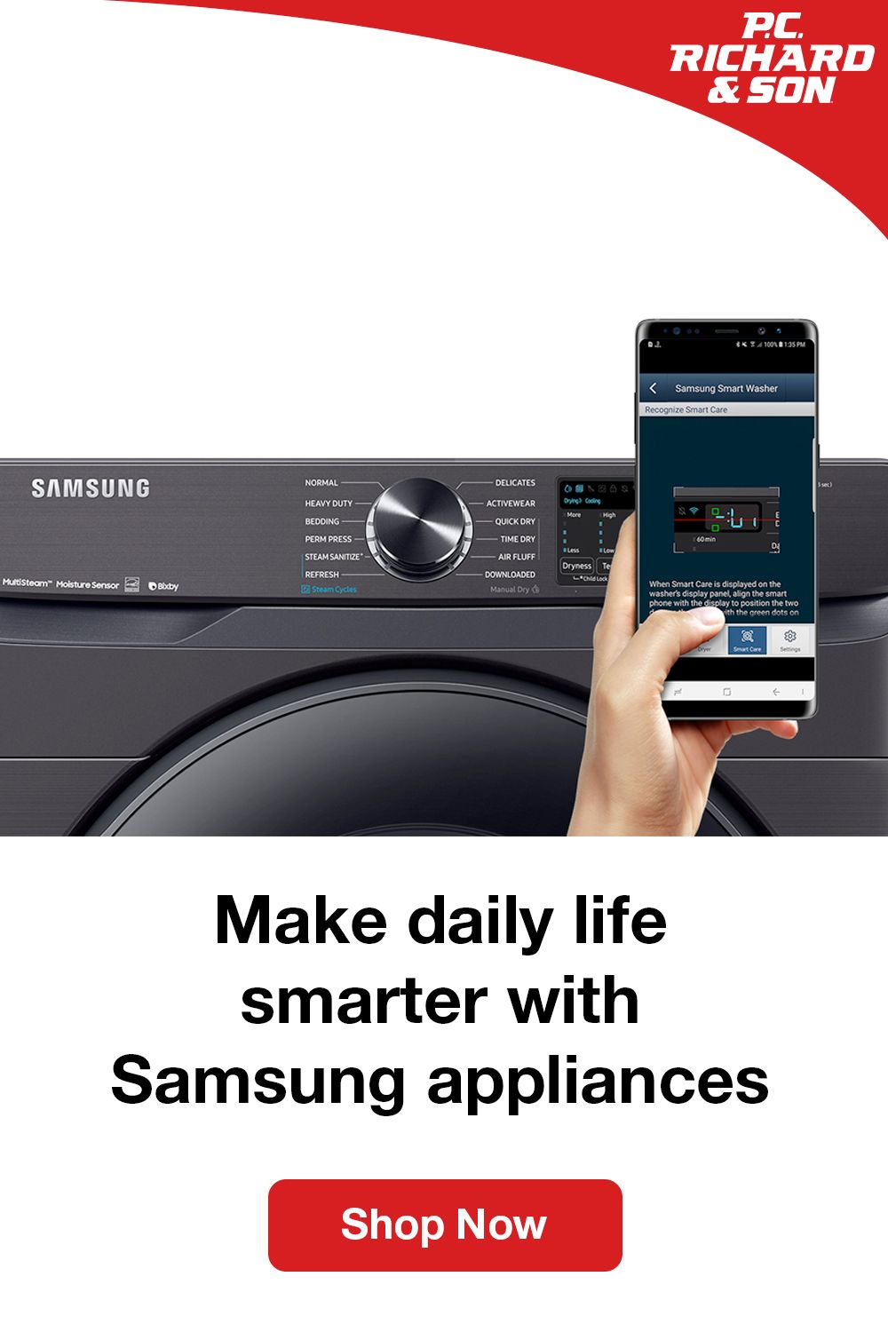 Bring Your Home Into The Future With The Latest Smart Appliances From Samsung Samsung Kitchen Appliances Samsung Kitchen Appliances