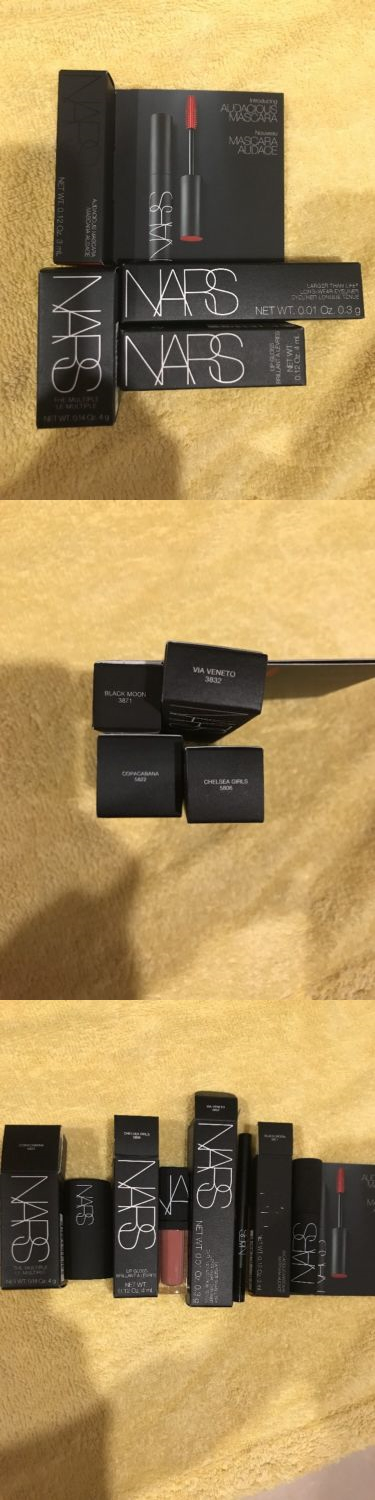 Eye Shadow Primer: 4 Pieces Set Nars The Multiple Copacabana Lipgloss Chelsea Girlseyeliner Mascara -> BUY IT NOW ONLY: $35.99 on eBay!