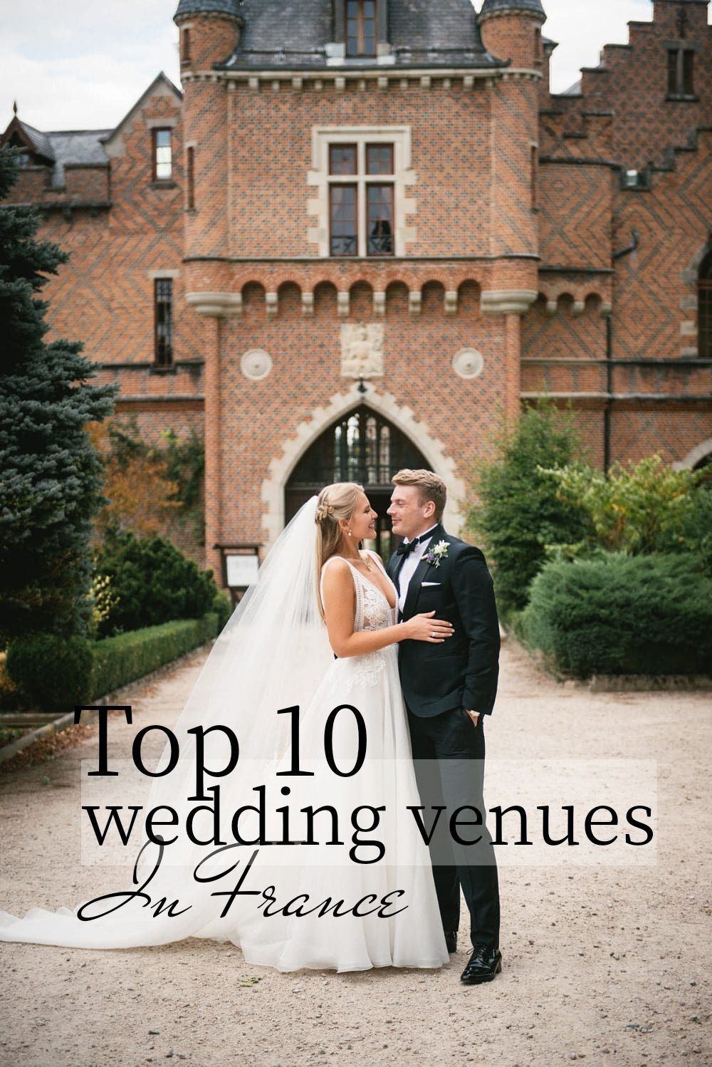 The Top 10 of the best and most beautiful wedding venues ...