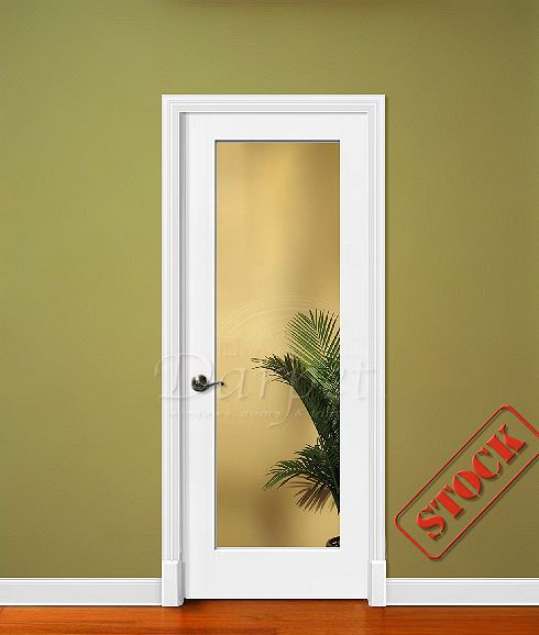interior clear glass door. 1 Lite French Clear Glass Primed 68 80 Darpet Interior Door M