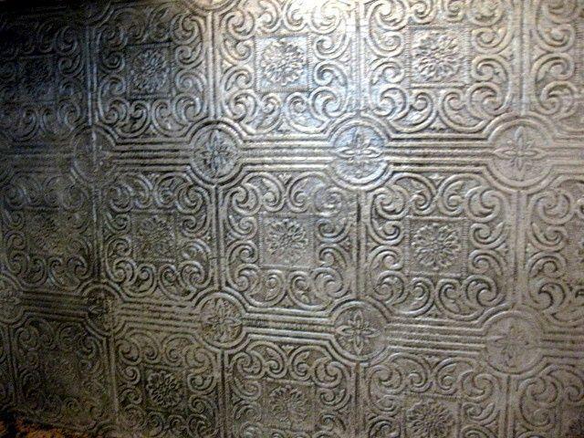 Wallpaper That Looks Like Tile Backsplash