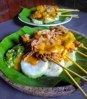 Resep Masakan Sate Padang Resep Masakan Masakan Resep