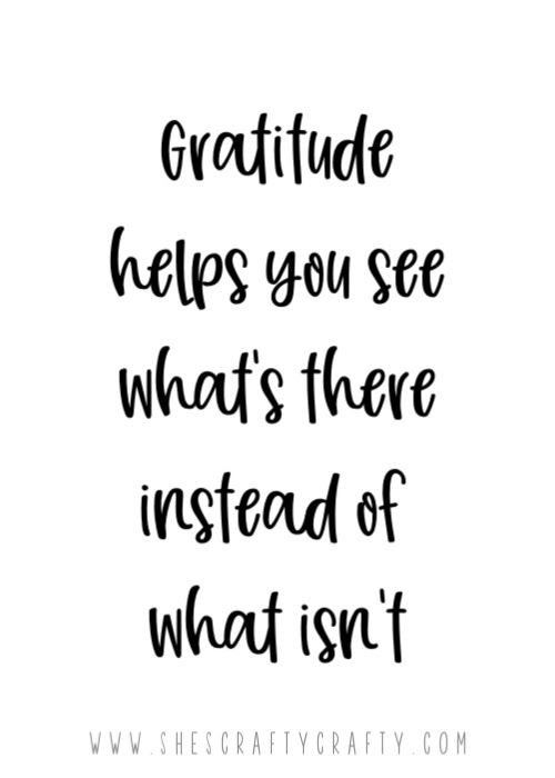 Are you grateful?🍀
