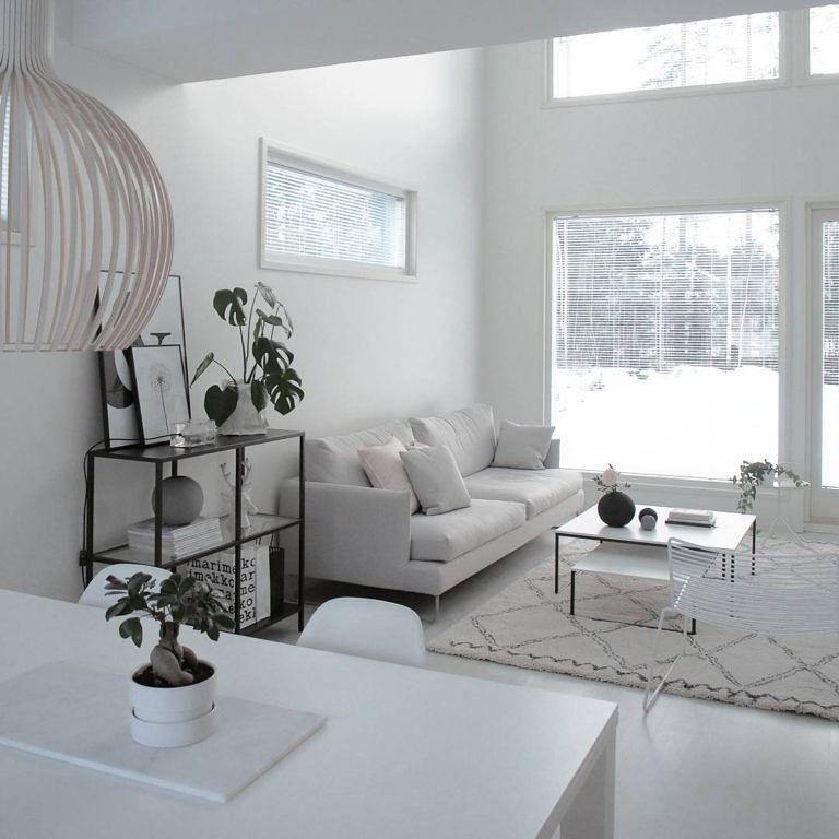 """278 tykkäystä, 2 kommenttia - Instakodit.fi (@instakodit) Instagramissa: """"Olohuone täynnä valoa - Living room full of light - @oonap__ #sisustus #inredning #home…"""""""