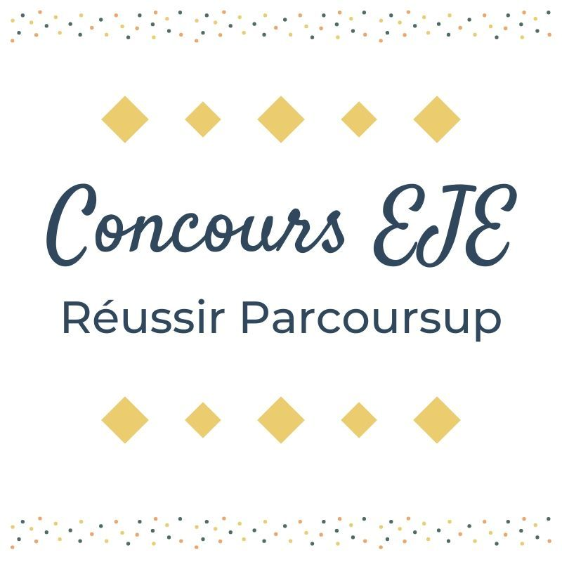 Parcoursup Concours Eje Educatrice De Jeunes Enfants Concours Eje Orientation Scolaire