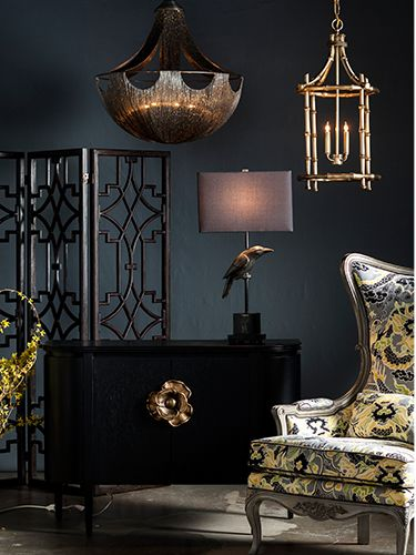 Chandeliers designer lighting accent furniture and more from currey and company