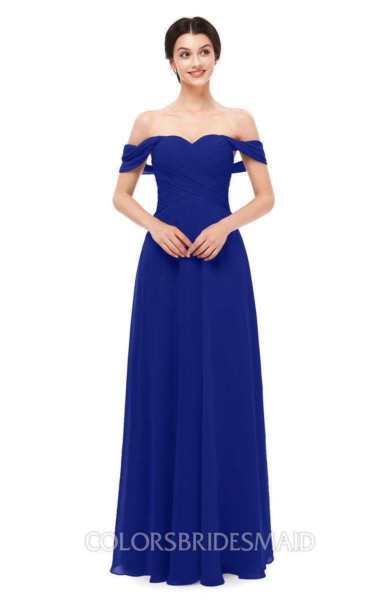 aec1e6a3e7c9 ColsBM Lydia Bridesmaid Dresses Sweetheart A-line Floor Length Modern  Ruching Short Sleeve #