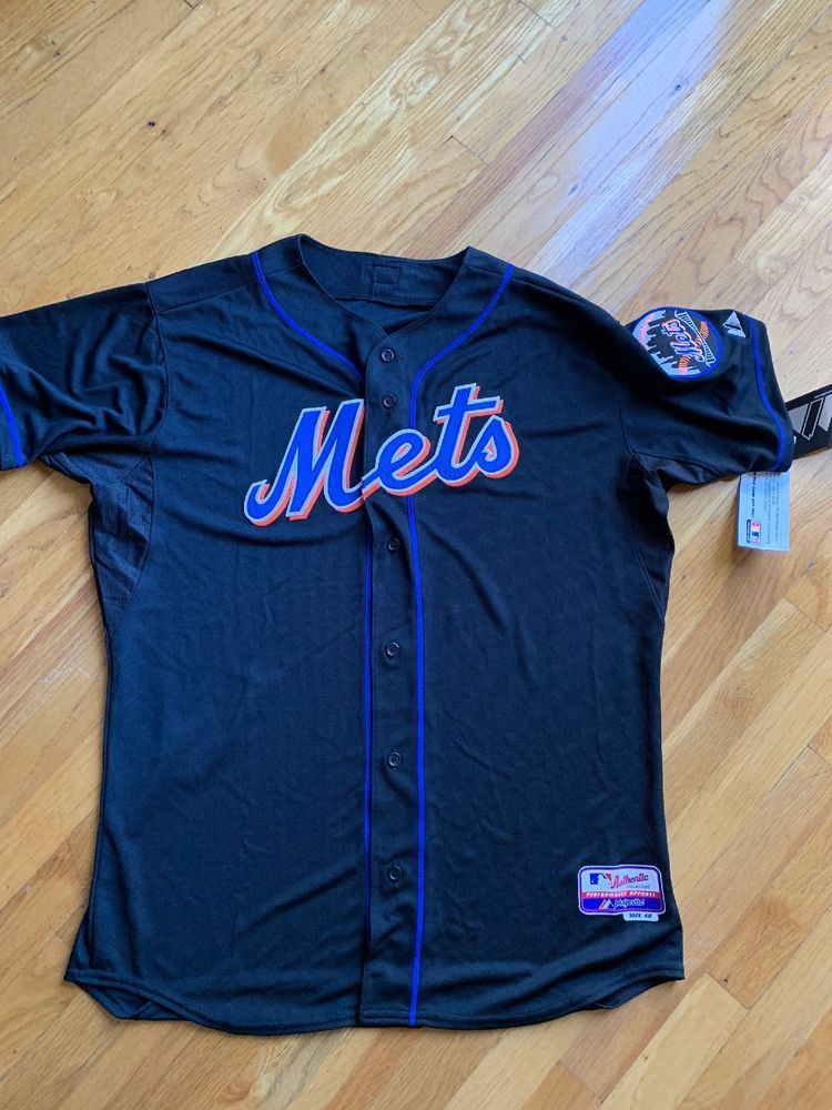 690538872 NY Mets Authentic Away Jersey Majestic Baseball MLB NEW WITH TAGS   20.00  (0 Bids) End Date  Sunday Nov-11-2018 7 52 35 PST Bid now