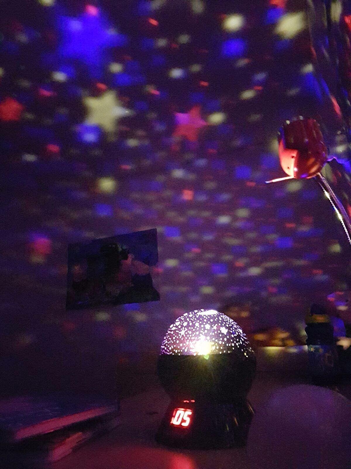 Rotierenden Nacht Licht Kindermobel Info Licht Sternenhimmel Projektor Lampe Kinderzimmer