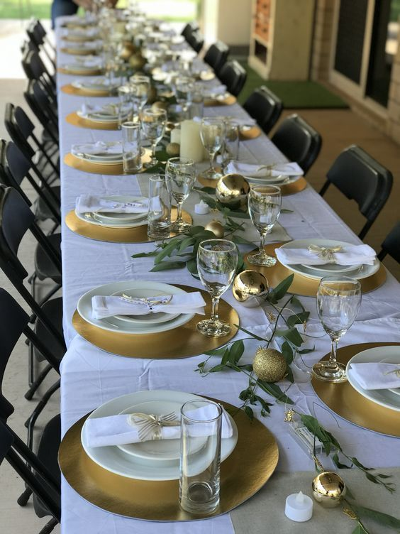 Photo of 60+ Best Christmas Table Decor ideas for Christmas 2019 where traditions meets grandeur – christmas dekoration