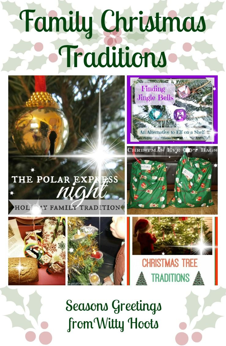Looking for a way to make the holidays mor meaningful? It can sometimes seem like in our busy world the important things fall to the side at the holidays. Here are some great ideas to create Family Christmas Traditions that will put the focus on the right things during the season.