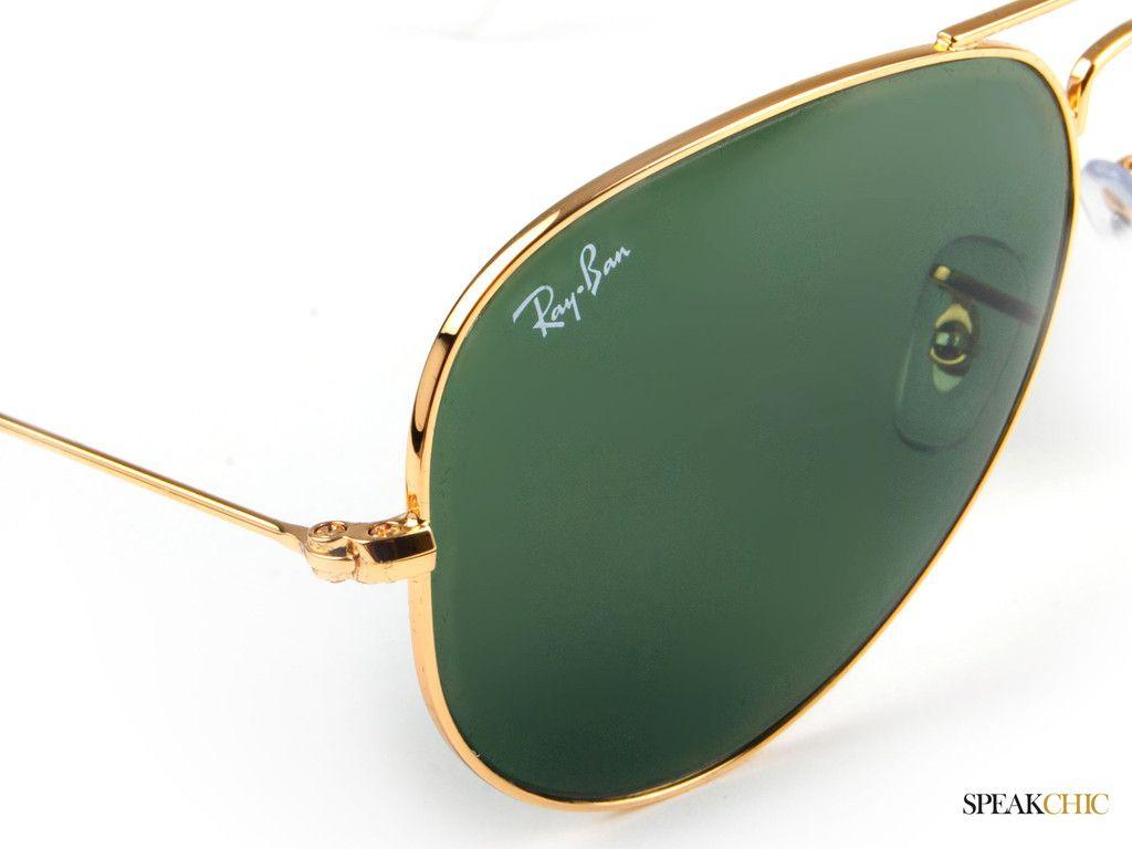 gafas ray ban aviator clasicas