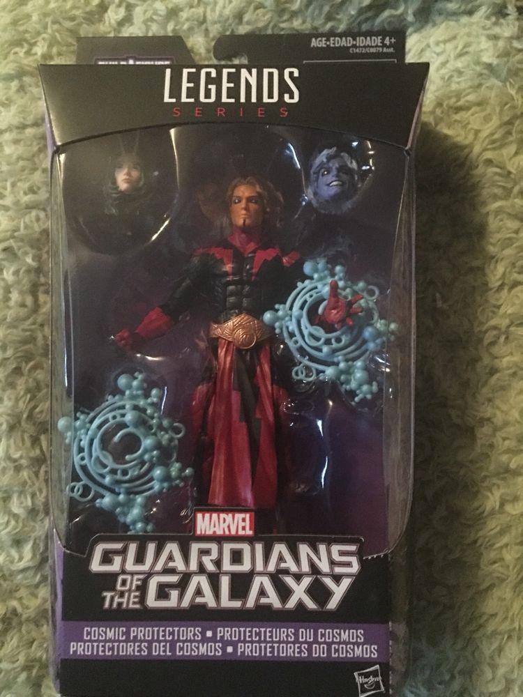 New Marvel Legends Guardians Of The Galaxy Vol 2 Adam Warlock