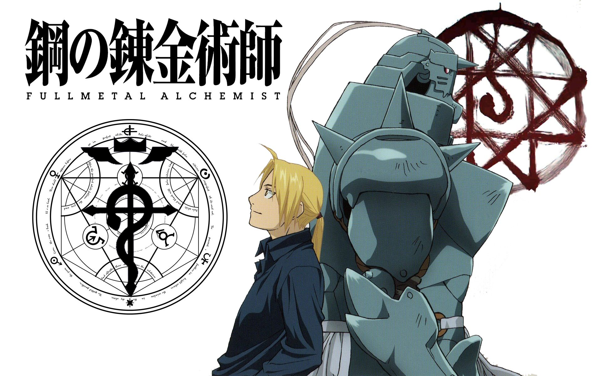 Fullmetal Alchemist Brotherhood Wallpaper By Xylatakura07