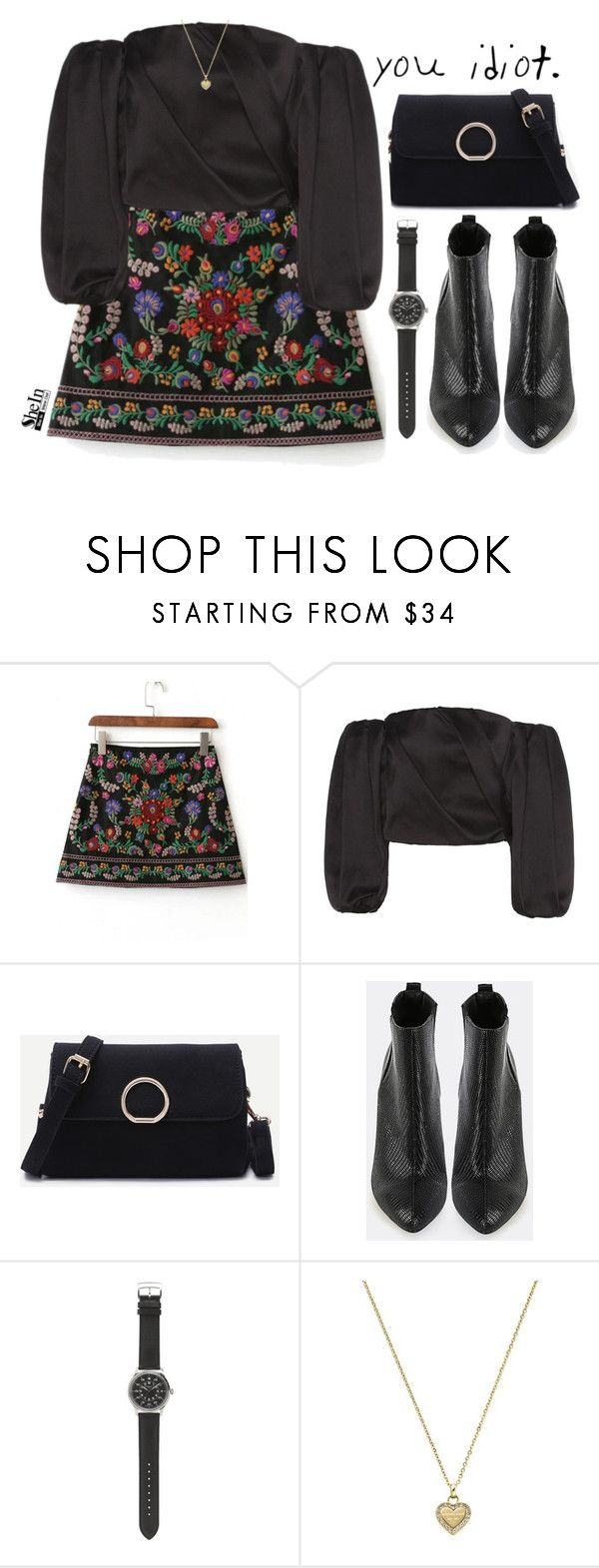 """""""you idiot"""" by m-zineta ❤ liked on Polyvore featuring The Row, J.Crew and Michael Kors"""