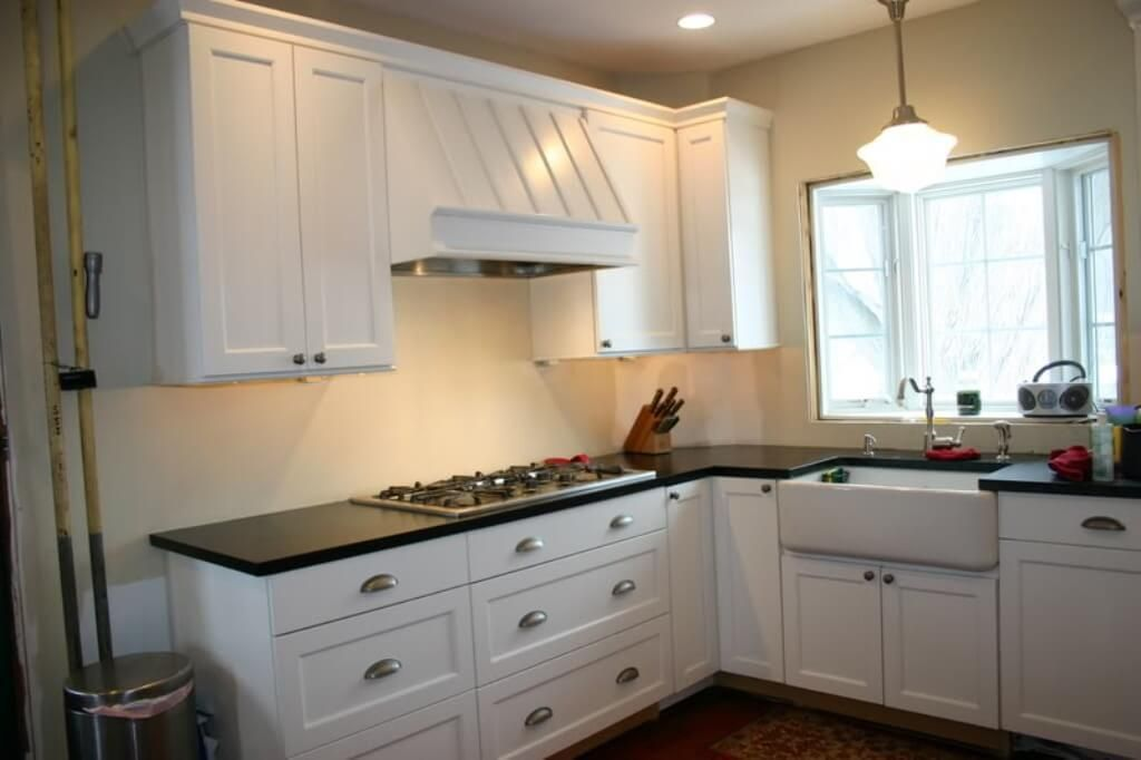 36 inch farmhouse sink cabinet