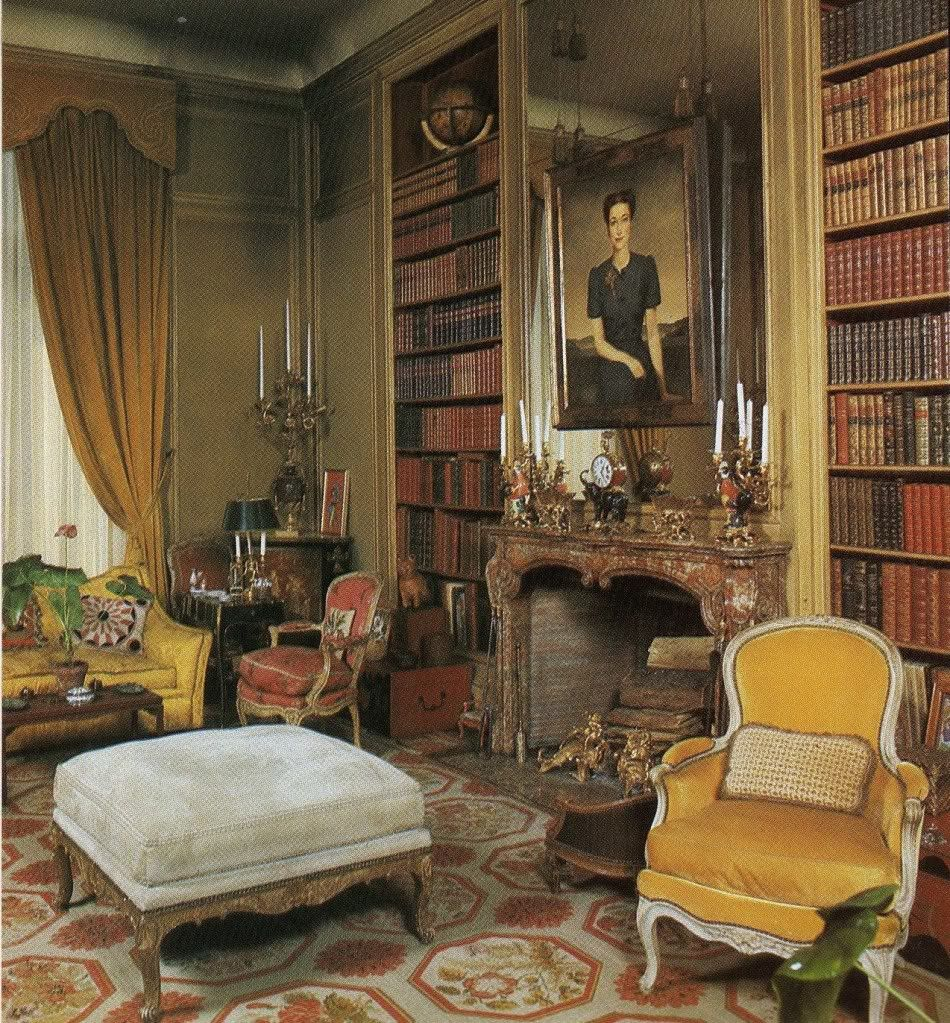 Exterior: L'hotel Particulier Du Duc Et De La Duchesse De Windsor Au