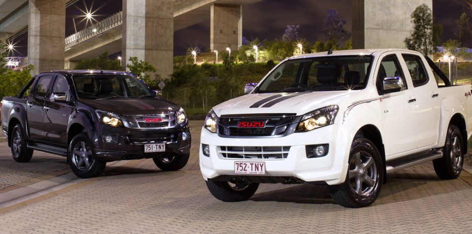 Isuzu D Max X Runner Special Edition Launched Modifications