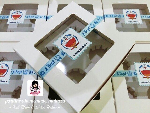 ♡ Handmade ♡ Doraemon | ♡ Tag / Logo / Label / Banner