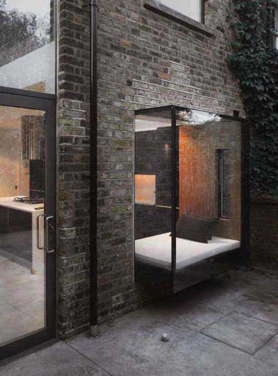 Cool Window Seat Pop Out In 2019 Architecture Modern Windows Creativecarmelina Interior Chair Design Creativecarmelinacom