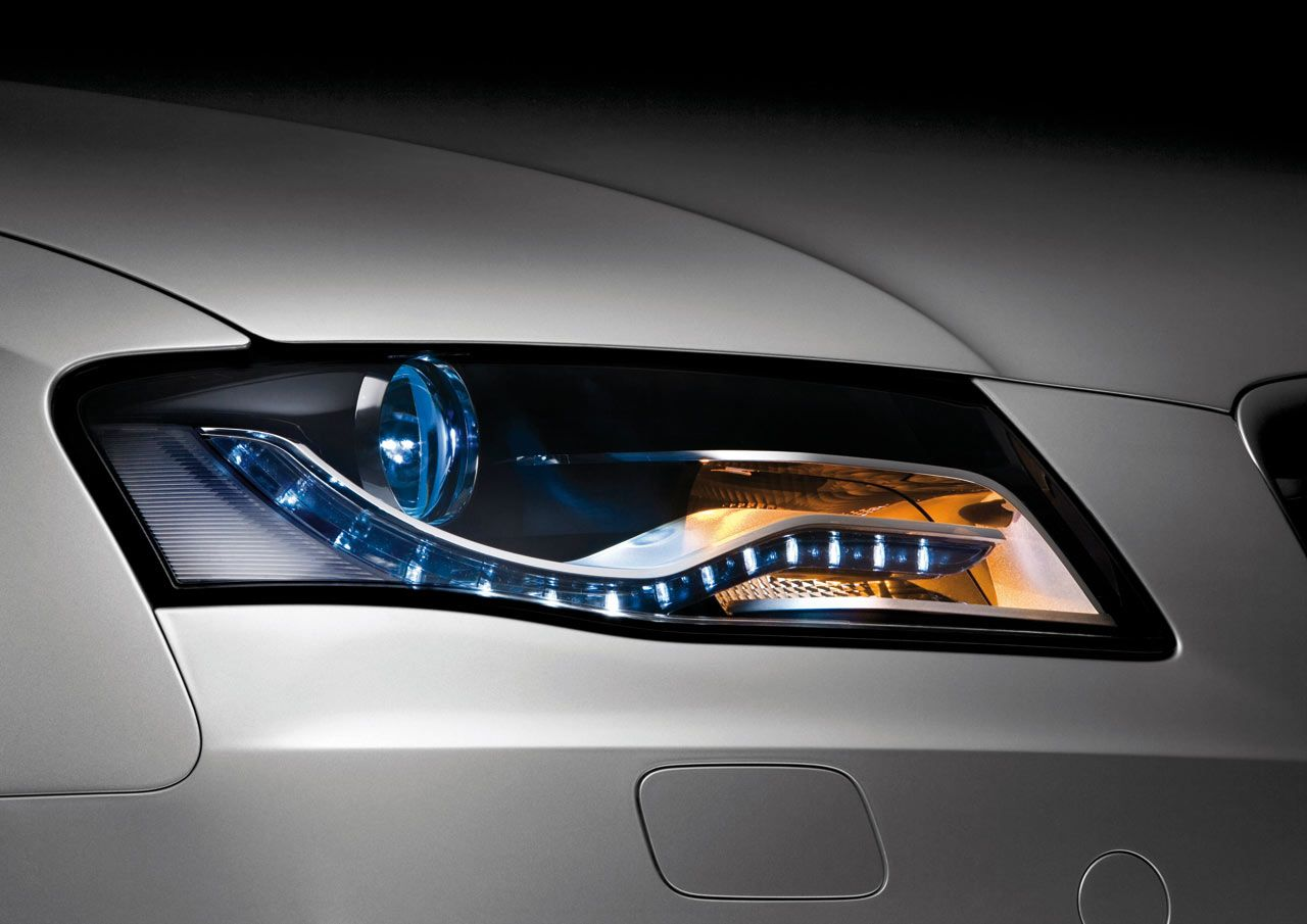 Audi A4 Led Headlight Audi A4 Audi Car Led Lights