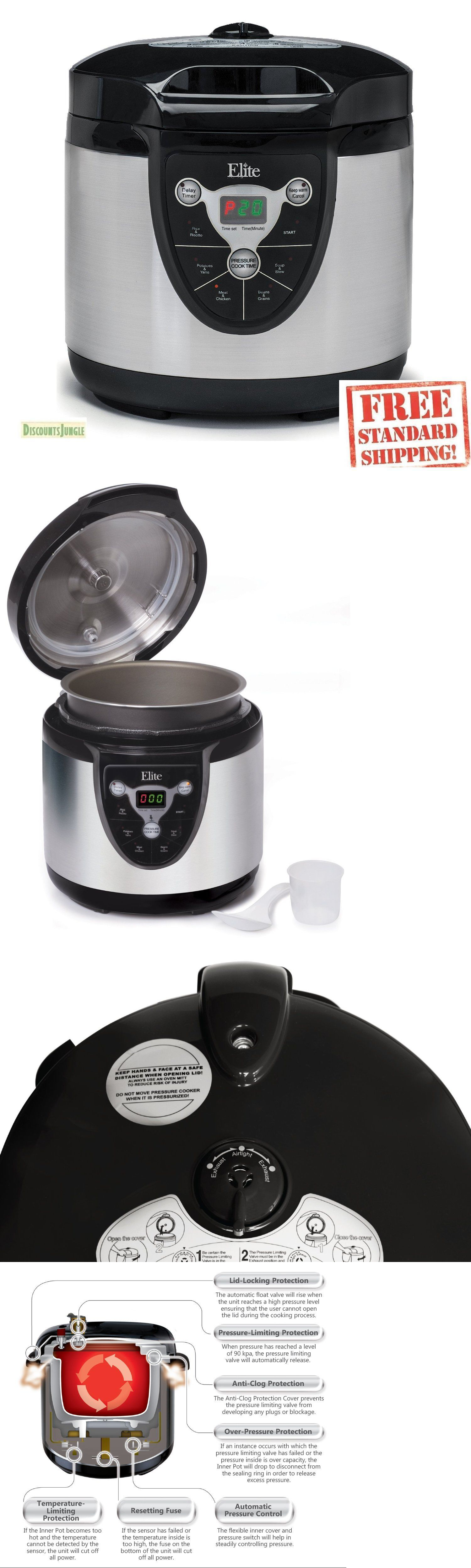 Cookers and steamers maximatic epcbk elite platinum