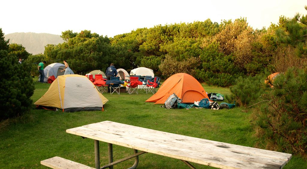 The 10 Best Places to Camp on Oregon's Coast