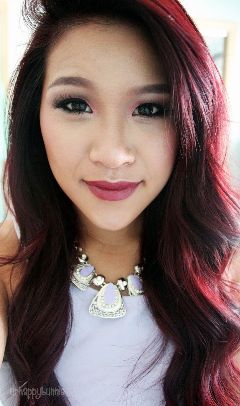 Garnier Nutrisse Dark Intense Burgundy Hair Color