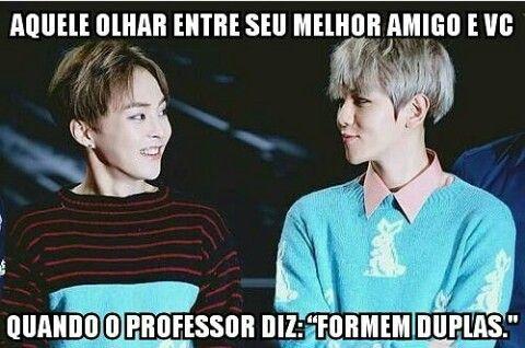 Funny Meme Kpop Bts And Exo : Exo #memes #kpop #baekhyun #xiumin kpoop pinterest exo memes