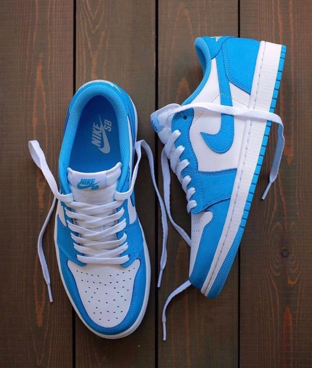 Nike Sb Air Jordan 1 Low Unc Release Date August 10th Jordan