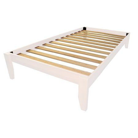 Epic Furnishings Everlast Solid Wood Bamboo Platform Bed