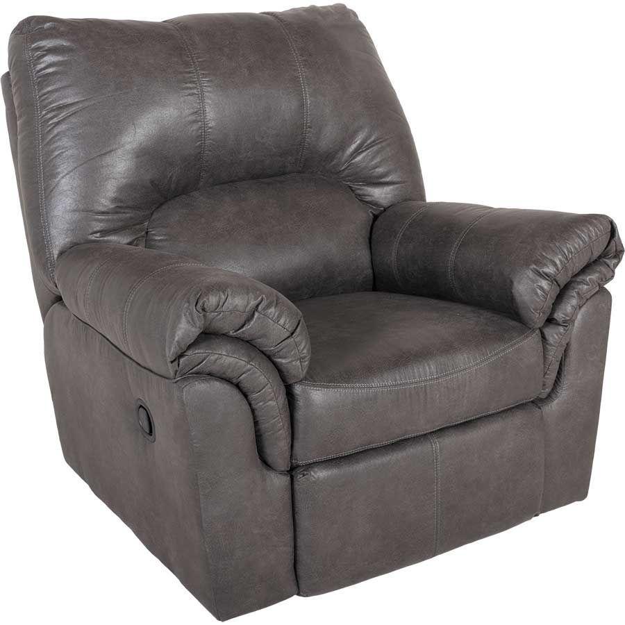 Bladen Slate Rocker Recliner Rocker Recliners Recliner Slate Sofa