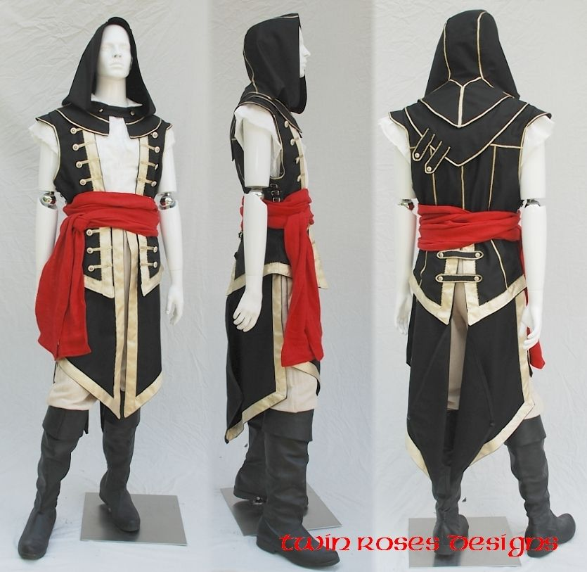 Assassin S Creed Iv Inspired Costume Costume Design Fantasy