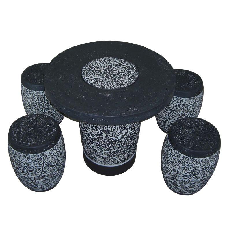 Mimosa Yen Tihn Fibre Cement Setting 5pc SKU 03240543 | Bunnings ...