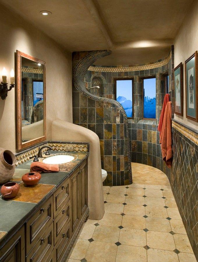 15 gyönyörű Beach House fürdőszoba