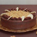 Torta de Brigadeiro com Nozes  #brigadeiro #nozes #tortadebrigadeirocomnozes #chocolatebranco #pãodeló #recheiodebrigadeiro #tortasDinorma #tortasDelivery #tortastein #tortasonline #lojaonlinedetortas #tortaszonasul #tortasflamengo #tortascentrorj #tortasbotafogo #tortasipanema #tortaleblon #tortascopacabana #tortastijuca #tortasvilaisabel #deliverydetortas #entregadetortas #teletortasdelivery #deliveryteletortas #teletortas #dinorma #torta #tortas