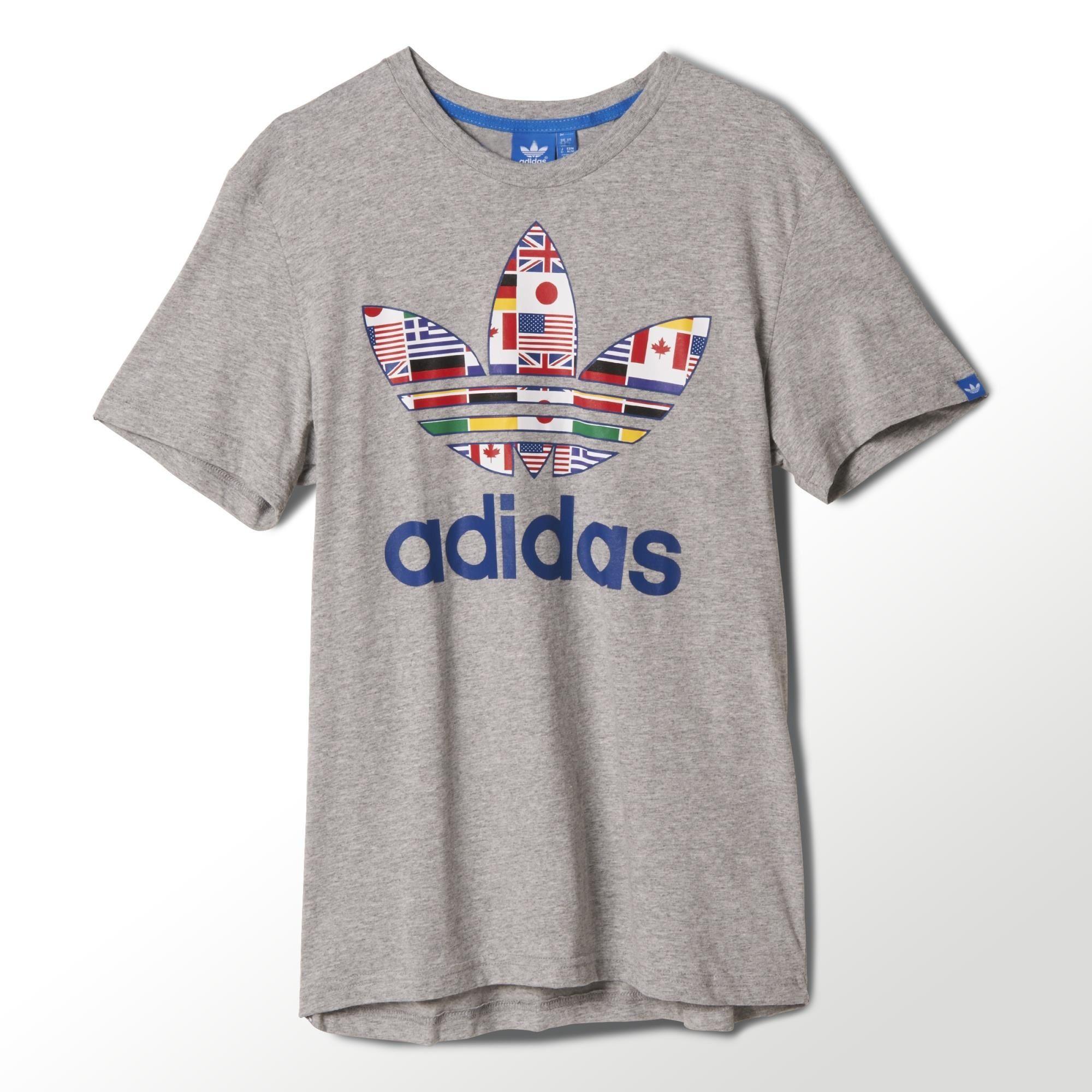 adidas flag shirt