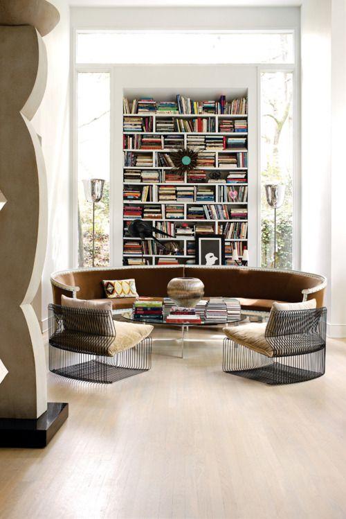 reading/meeting spot