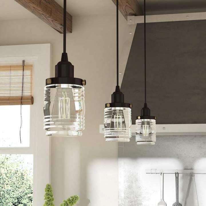 #kitchenlighting in 2020 | farmhouse pendant lighting