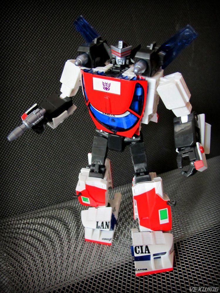 JAPAN TAKARA TOMY Transformers Masterpiece MP-23 Decepticon EXHAUST g1 figure