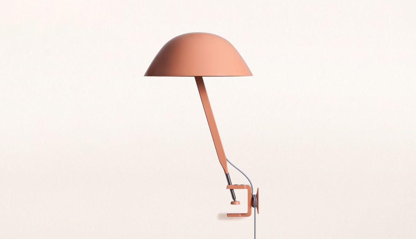Inga Sempé   Sempé W103c Clamp Table Lamp