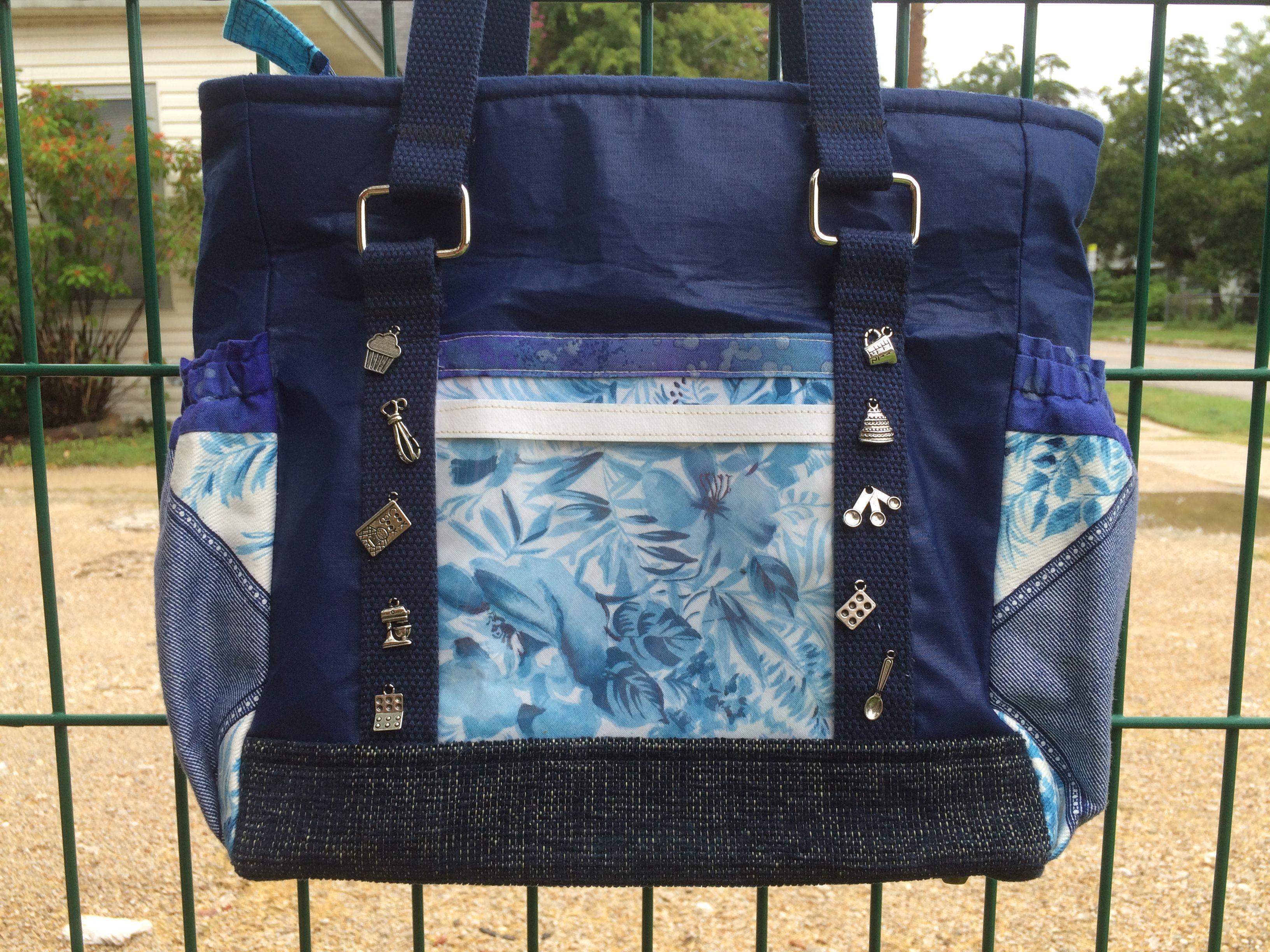 76767c1fedef Proj   23 - Mini Professional Tote by the Creative Thimble - aka  Terri s  Bag