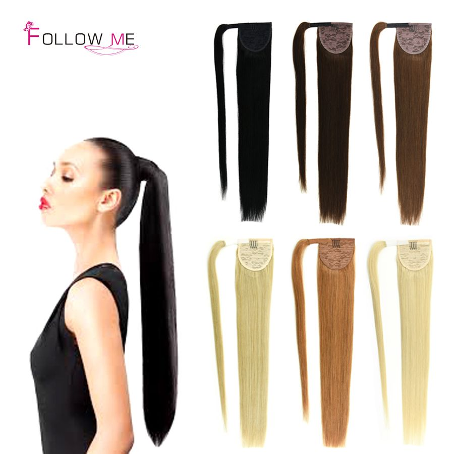 Sunny Remy Clip In Ponytail Hair Extensions Human Brown Highlight Brazilian Extension Real 100g Sunnyhair