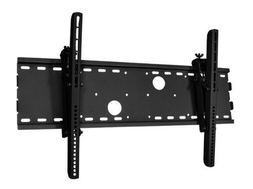 Cool black adjustable tilt tilting wall mount bracket for for Cool tv wall mounts