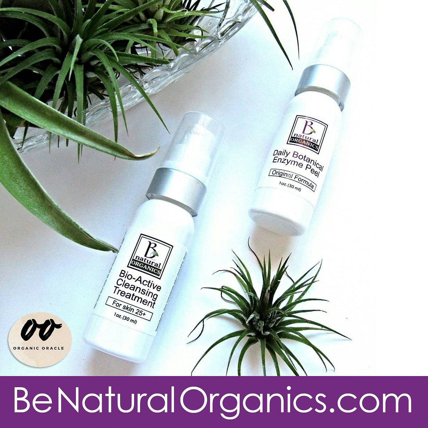 Products of the week: Bio-Active Cleansing Treatment (great for anti-aging) & Daily Botanical Enzyme Peel (great for acne)   Both best-sellers   📸credit: @organicoracle  #BeNaturalOrganics   #OrganicSkinCare  #SkinCare #Organic #Acne #AntiAging #AcneTreatment #AntiAgingTreatment #ProductOfTheWeek