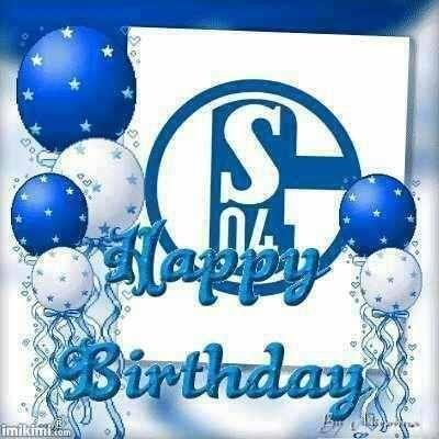 Schalke Happy Birthday