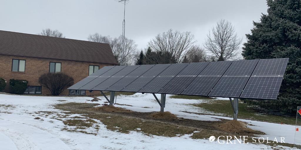 Ground Mounted Solar System Solar Installation Solar Panels Best Solar Panels