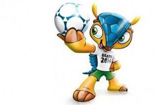 Mascote da Copa do Mundo de 2012 vem do CEARÁ