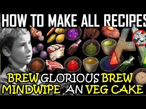 Brew u recipes ark survival evolved how to make all recipes brew u recipes ark survival evolved how to make all recipes mindwipe medical brew forumfinder Images